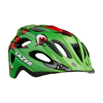 Kask Lazer P`Nut 46-50 S zielony Dragon