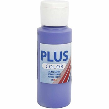 Farba PLUS Color 60ml Niebieskofioletowa
