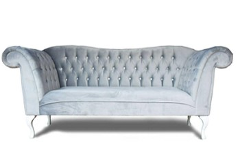 Sofa Glamour Chesterfield Angelo 3