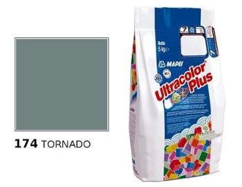 MAPEI Fuga Ultracolor Plus 174 TORNADO 5 kg!!!