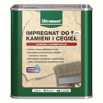 Ultrament Impregnat do Kamieni 2,5l