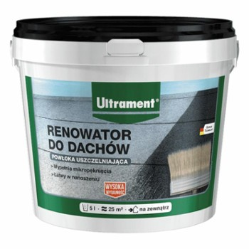 Ultrament Renowator do Dachów 5l
