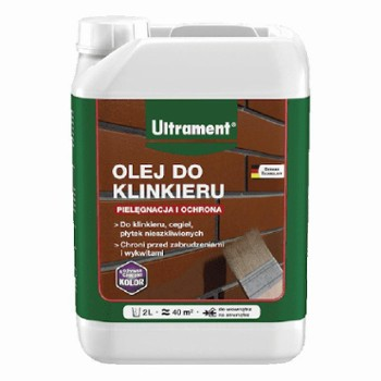 Ultrament Olej do Klinkieru 2l.
