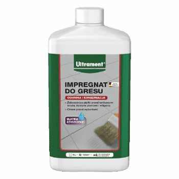 Ultrament Impregnat do Gresu 1l.