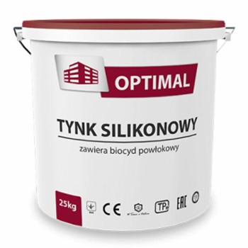 MAJSTERPOL grunt silikonowy OPTIMAL 1kg