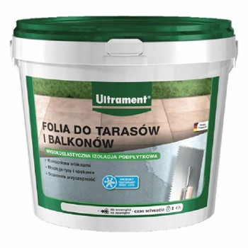 Ultrament Folia do Tarasów i Balk. 11kg