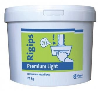 RIGIPS Premium Light 21kg masa szpachl.
