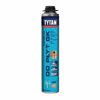TYTAN pianoklej do płyt GK 840ml