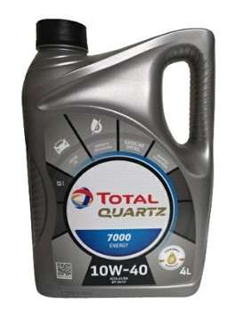 Total Quartz 7000 Energy 10w40 SL/CF 4L