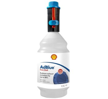 Ad Blue /    1,5L SHELL Noxy ISO 22241