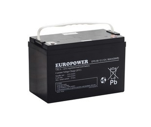 Akumulator  90Ah/12V EPS90-12 EUROPOWER