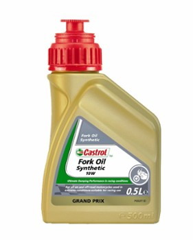 Castrol Fork Oil Synt. 10W 500ml