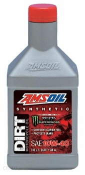 AMSOIL 10W40 Synthetic Dirt Bike 0,95L