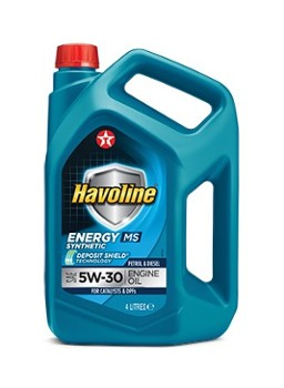 TEXACO Havoline Energy MS 5W-30 C2 4L