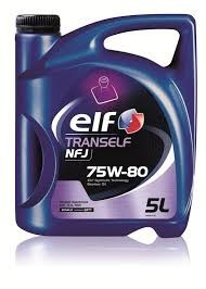 ELF TRANSELF NFJ 75W80 GL4+ 5L