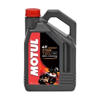 Motul 7100 4T 10w50 4L syntetyk+estry