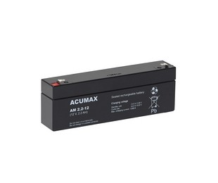 Akumulator   2,1Ah/12V AM2,1-12 ACUMAX