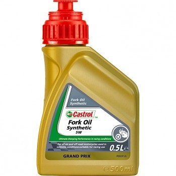 Castrol Fork Oil  Synt. 5W 500ml