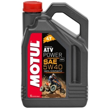 Motul ATV POWER 4T 5w40 4L do quadów