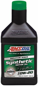 AMSOIL  0W20 Signature Series 0,95L