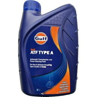 Gulf ATF TYPE A SUFFIX A 1L