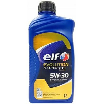 ELF Evo Full-Tech FE 5W30 C4 1L