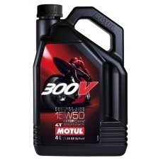 Motul 300V 4T 15w50 4L Road Racing FL