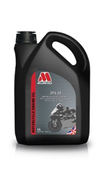Millers Oils Motorcycle ZFS 2T 4L TC FD