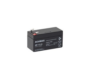 Akumulator   1,3AH/12V AM1,3-12 ACUMAX