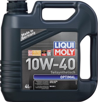 LIQUI MOLY 10W40 Optimal 4L