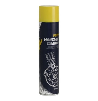 Mannol Montage Brake Cleaner 600ml 9672