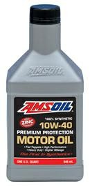 AMSOIL 10W40 Premium Protection 0,95L