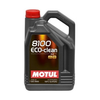 Motul 8100 ECO-CLEAN C2 0w30 5L