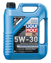 LIQUI MOLY 5W30 Longtime High Tech 5L