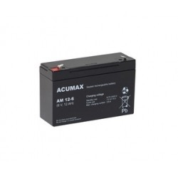 Akumulator  12Ah/6V AM12-6 ACUMAX