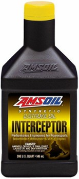 AMSOIL 2T Interceptor Synthetic 0,95L