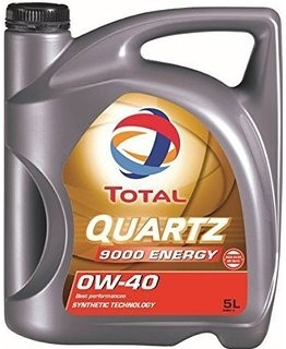 Total Quartz 9000 Energy 0w40 5L