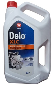 TEXACO DELO XLC P-Mix 50/50    5L