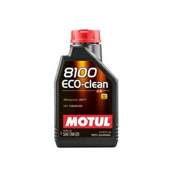 Motul 8100 Eco-Clean 0w20 C5  1L