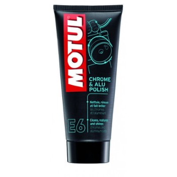 Motul E6 Chrome & Alu Polish 0.1L