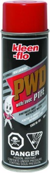 Kleen-flo PWD with PTFE 500ml