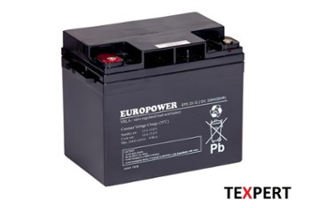 Akumulator  33Ah/12V EPS33-12 EUROPOWER