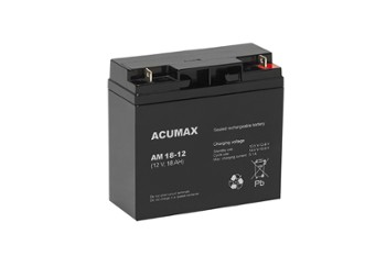 Akumulator  18AH/12V AM18-12 ACUMAX