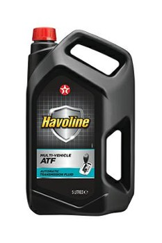TEXACO Havoline Multi-Vehicle ATF  5L