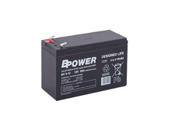 Akumulator   9AH/12V BV9-12  BPOWER