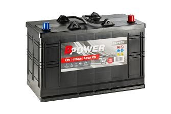 Akumulator 125AH/950A P+ BPOWER CBP655