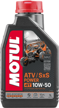 Motul ATV-SXS POWER 4T 10w50 1L