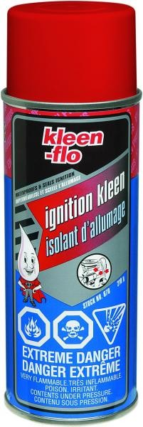 Kleen-flo Ignition Kleen 250ml