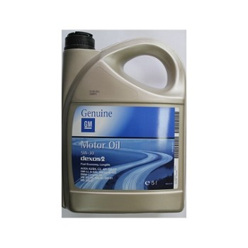GM Motor Oil dexos2 C3 5W-30 5L