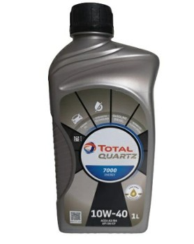 Total Quartz 7000 Energy 10w40 SL/CF 1L